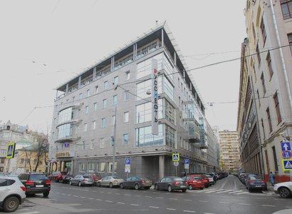 Пятницкий (Чайка), фото здания