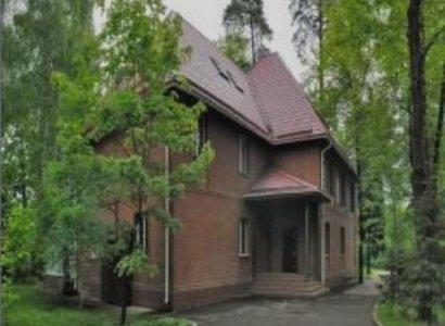 1-я линия Хорошёвского Серебряного Бора, 6, фото здания