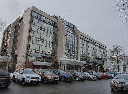 Проспект Мира, 119с619, фото здания