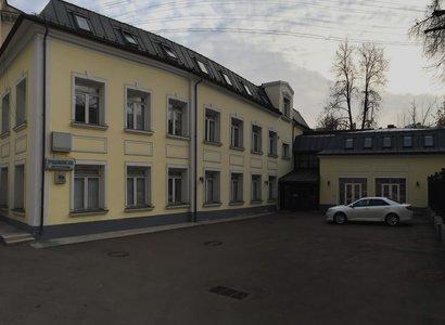 Трубниковский переулок, 30ас2, фото здания