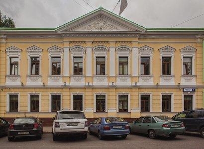 Лавров переулок, 6c1, фото здания