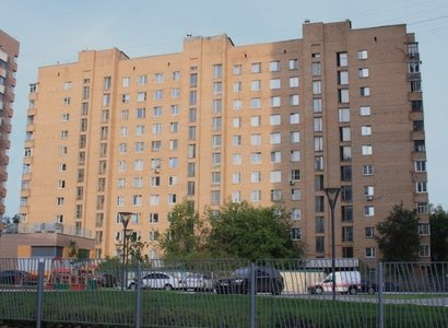 Маршала Конева, 12, фото здания