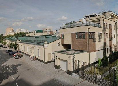 Усачева, 3с2, фото здания