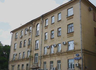 Газетный переулок, 9с7, фото здания
