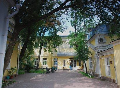 Новинский бульвар, 20ас3-6, фото здания