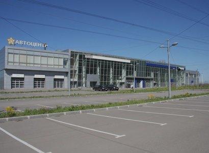 п. Нагорное, Центральная, вл2с1, фото здания