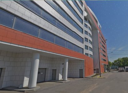 Мельникова, 3к8, фото здания