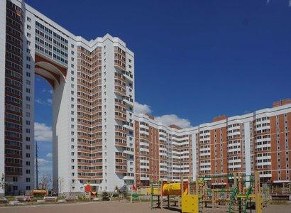 Мосфильмовская, 53, фото здания