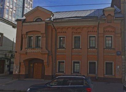 Бакунинская, 78, фото здания