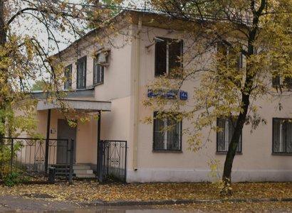 проезд Мукомольный, 4АС1, фото здания