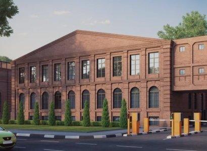 Симоновский Лофт 2210, фото здания