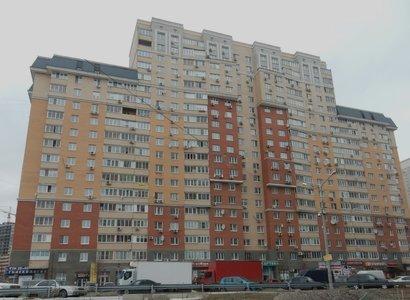 Кузьминская, 15, фото здания