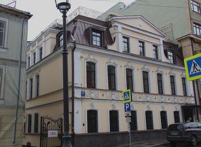 переулок Петровский, 10с2, фото здания