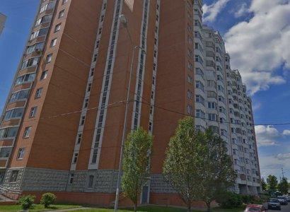 Челобитьевское шоссе, 10к3, фото здания