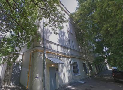 Старая Басманная, 36с2, фото здания