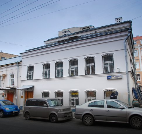 Пестовский переулок, 16с1