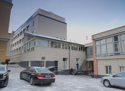 УФФИЦЫ  Бол. Саввинский пер, 2-4-6с4, фото здания
