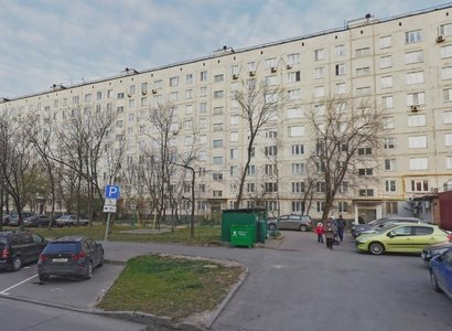 Щелковское шоссе, фото здания