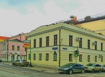 Полянка Бизнес Парк, фото здания