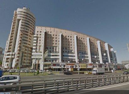 Серебряный берег, фото здания