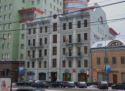 Долгоруковская, 9, фото здания