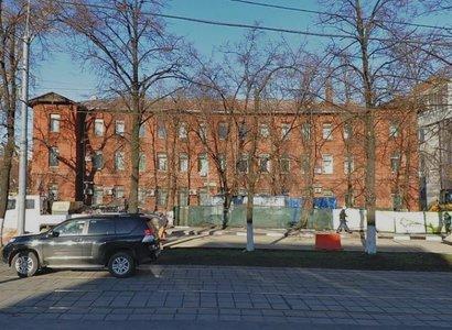 Шоссе Энтузиастов, 9, фото здания