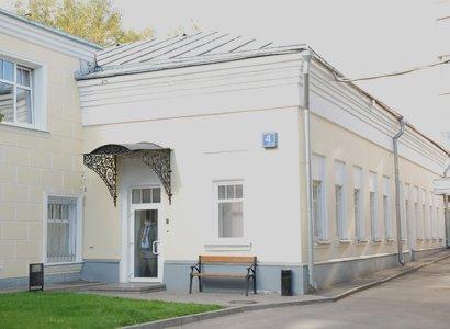 Нижний Сусальный переулок, 4с5, фото здания