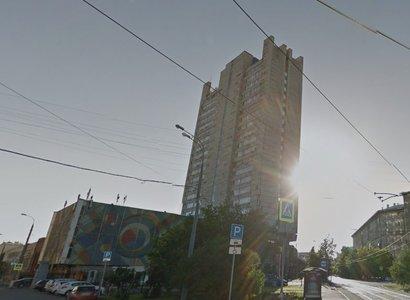 Шарикоподшипниковская, 4, фото здания