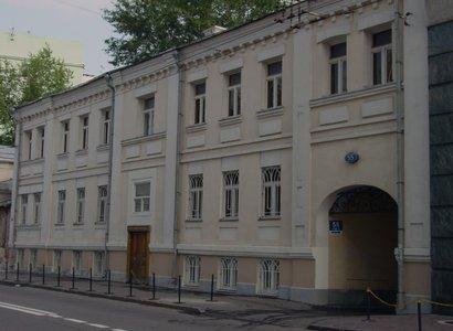 Большая Полянка, 55с1, фото здания