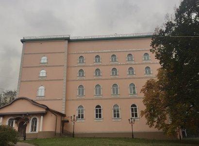 Суворовская площадь, 2с39, фото здания