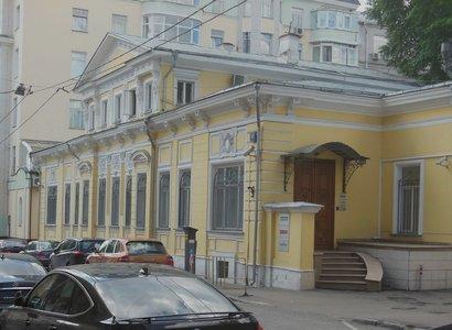 Трубниковский переулок, 15с1, фото здания