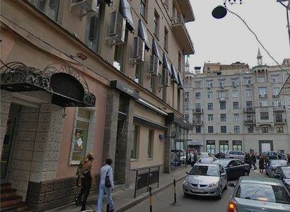 Тверская улица, 12с2, фото здания