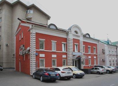 Большой Полуярославский переулок, 12, фото здания