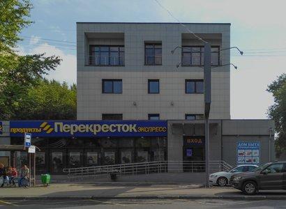 Башиловская улица, 12, фото здания