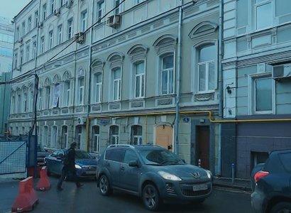 Дмитровский переулок, 4с1, фото здания