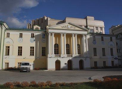 Смоленская-Сенная площадь, 30, фото здания