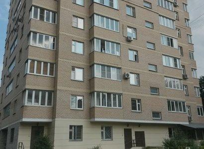 6-я Кожуховская улица, 3к2, фото здания