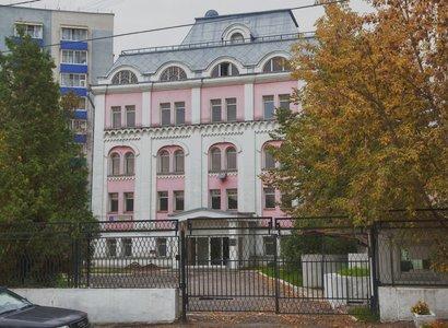 Мосэнка 1, фото здания