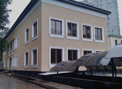 Лефортовский переулок, 4с1, фото здания
