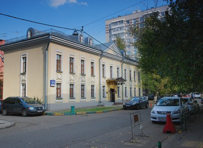 Протопоповский переулок, 19с10, фото здания