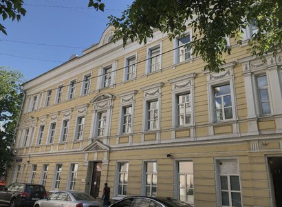 Гранатный переулок, 1А, фото здания