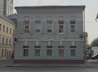 Бакунинская улица, 80с1, фото здания