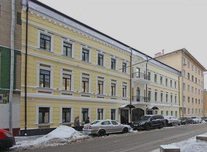 Казарменный переулок, 6с1, фото здания