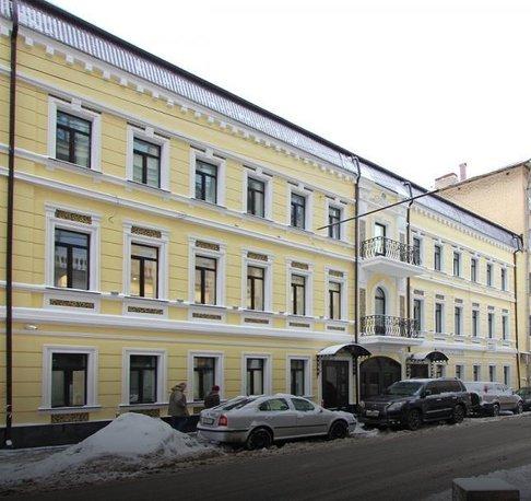 Казарменный переулок, 6с1