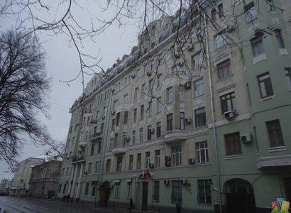 Знаменка, 13с1, фото здания