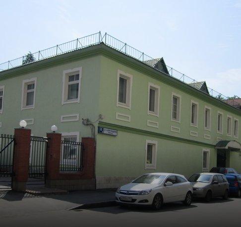 2-й Крутицкий переулок, 18с1