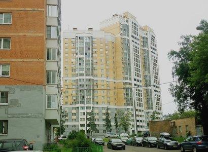 Истринская улица, 8к1, фото здания