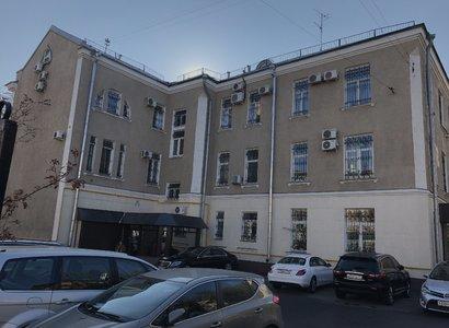 Большой Трёхгорный переулок, 15с1, фото здания