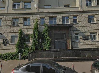 Глинищевский переулок, 3, фото здания