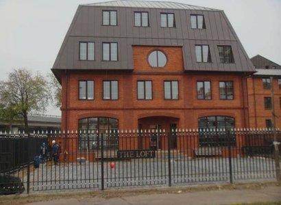 Духовской переулок, 17с16, фото здания